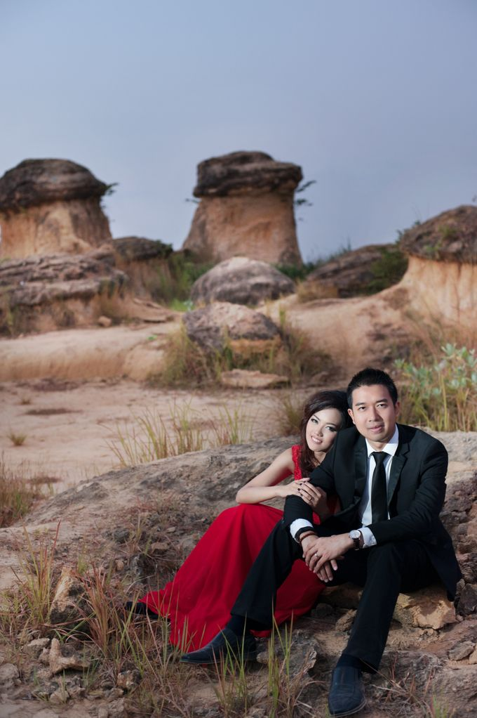 Prewed - Kevin & Lois by Makeup by Ie - 005