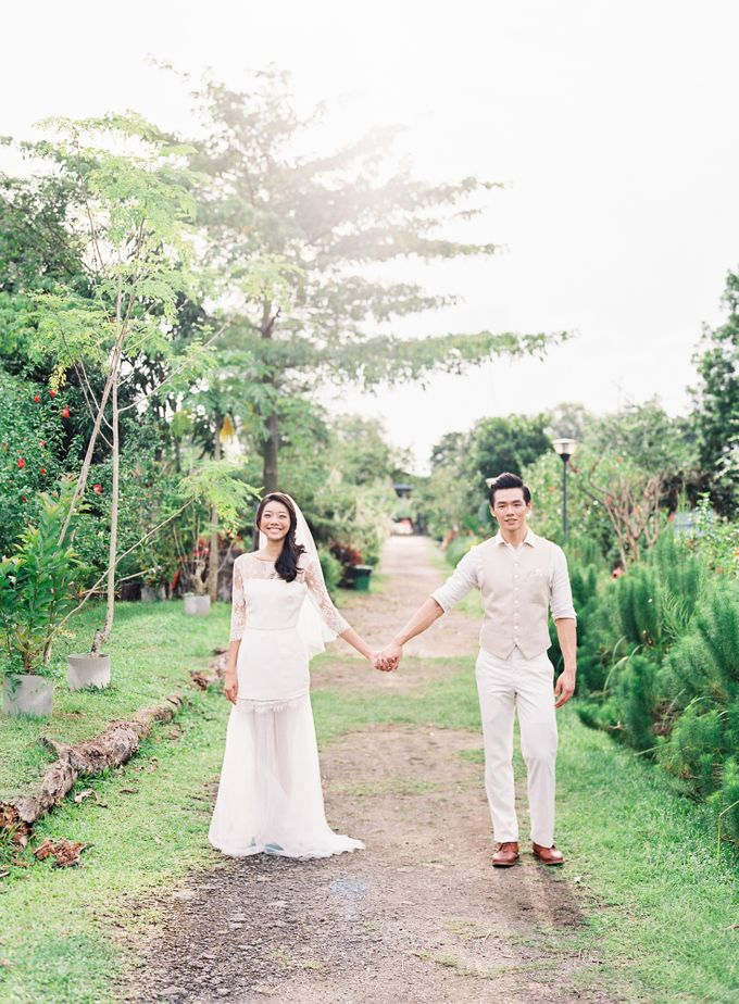 Wedding Style Shoot  - Tropical Fruits Inspiration by Nineteen Design Studio - 011
