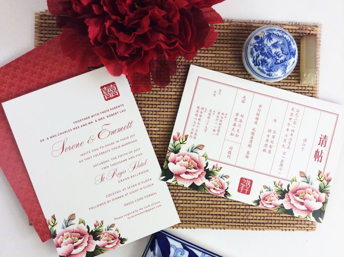 Oriental Love by Nineteen Design Studio - 001