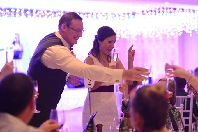 Jelena & Steven Wedding by Courtyard by Marriott Bali Seminyak - 014