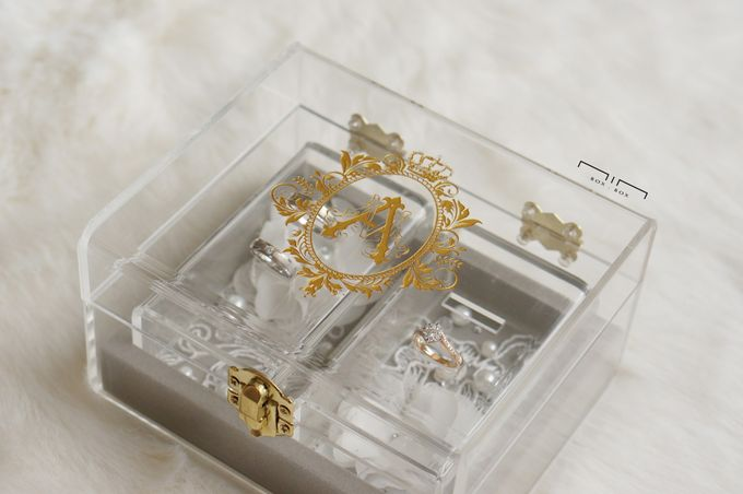Michael & Adeline Ring Box by NINbox.box - 001
