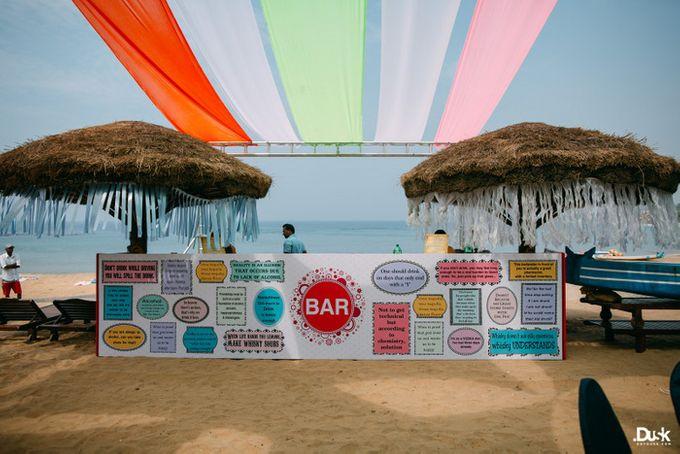 beach wedding by The Wedding Preneurs - 001