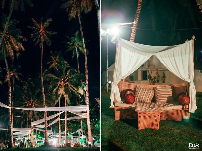 beach wedding by The Wedding Preneurs - 005