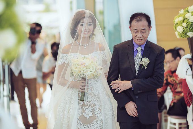 My elegantly intimate wedding by Anaz Khairunnaz - 013