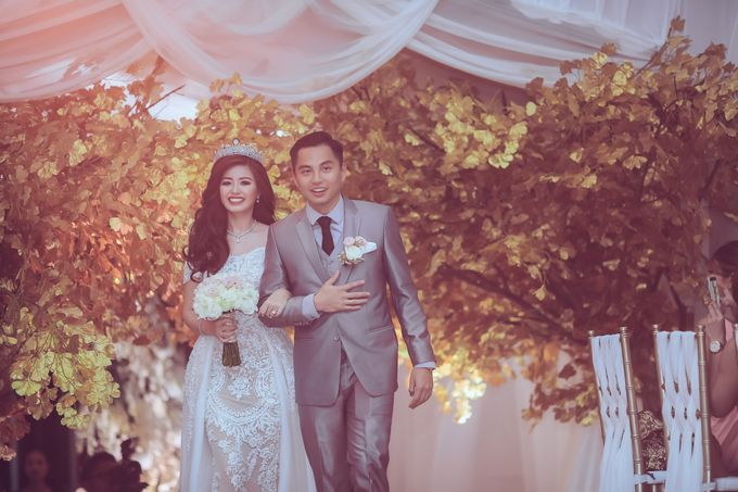 My elegantly intimate wedding by Anaz Khairunnaz - 014