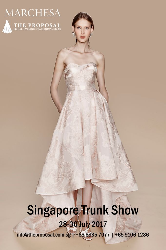 Marchesa Trunk Show 28 to 30 July 2017 by The Proposal - 011