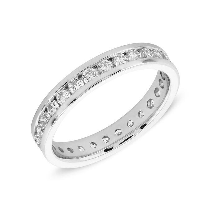 MT Eternity Rings by Michael Trio - 003