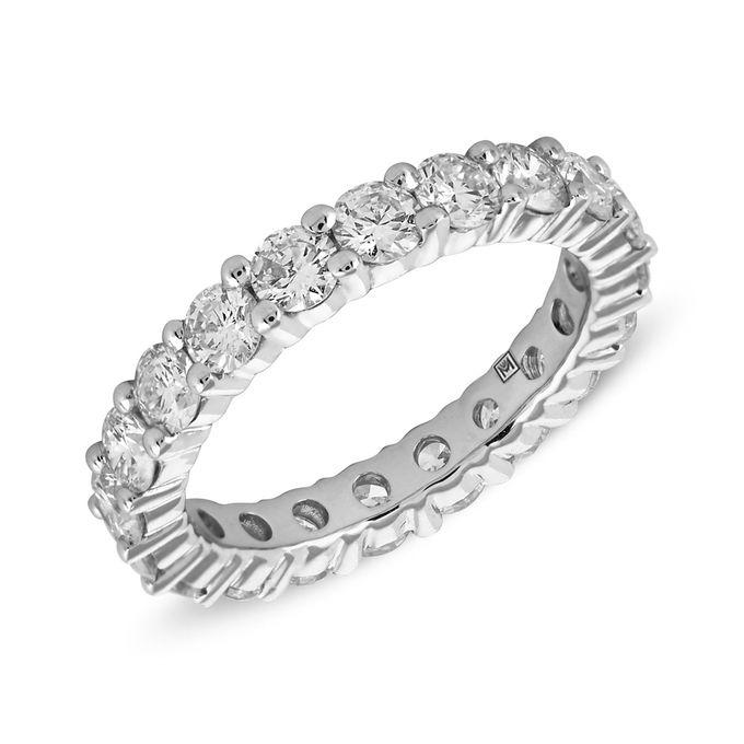 MT Eternity Rings by Michael Trio - 005