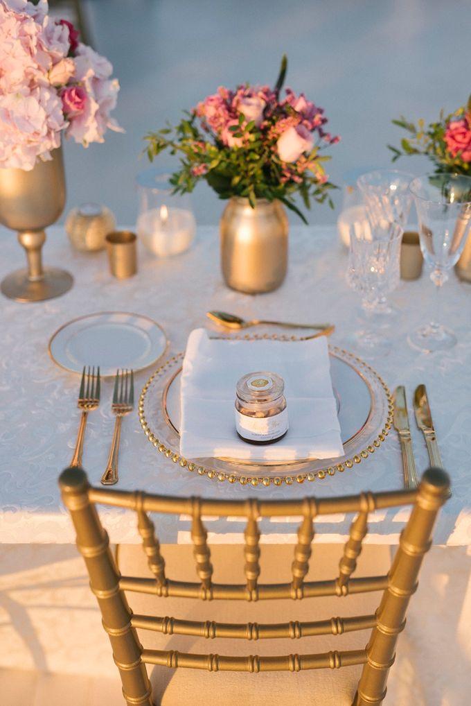 Romantic and luxurious wedding in Santorini by Stella & Moscha Weddings - 032