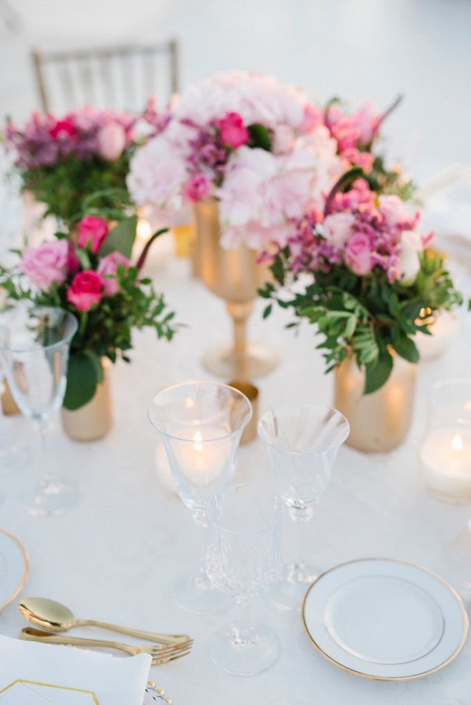 Romantic and luxurious wedding in Santorini by Stella & Moscha Weddings - 034