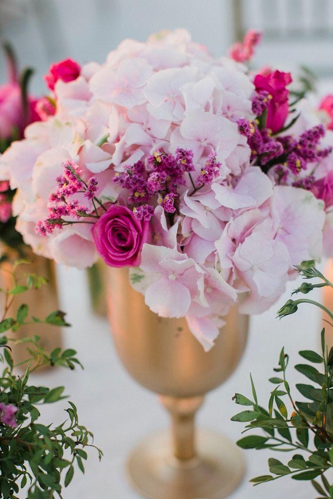 Romantic and luxurious wedding in Santorini by Stella & Moscha Weddings - 039