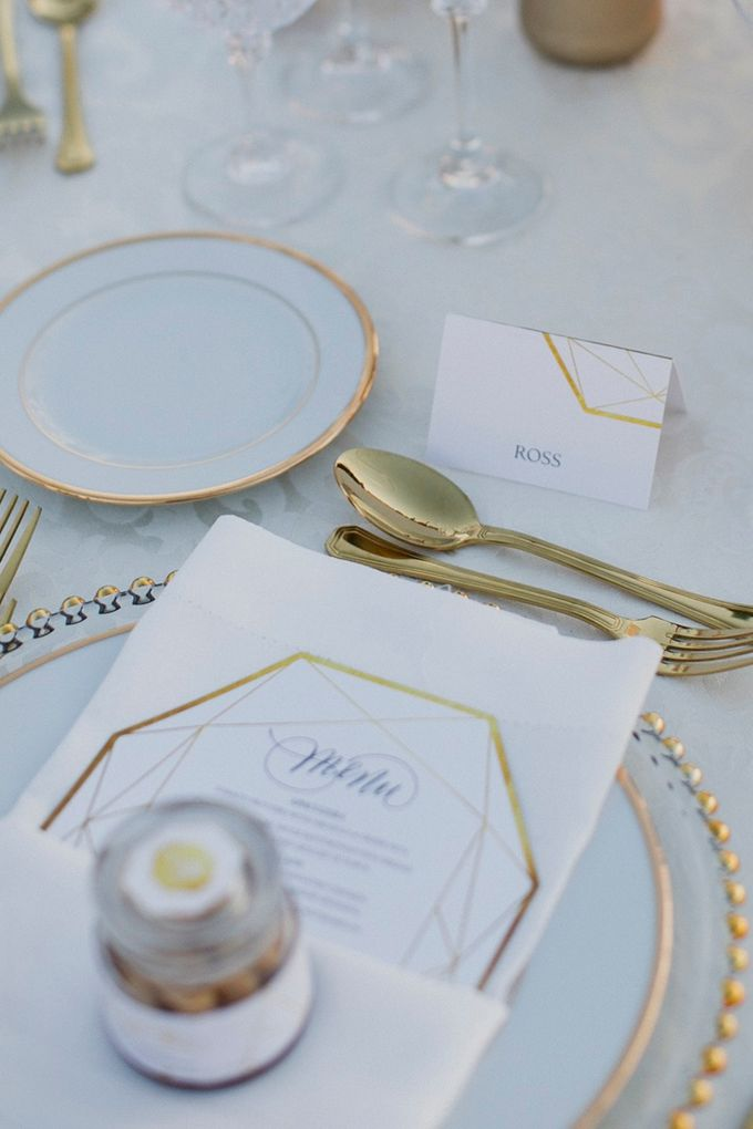 Romantic and luxurious wedding in Santorini by Stella & Moscha Weddings - 042