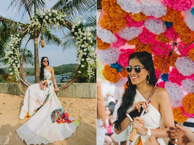 beach wedding by The Wedding Preneurs - 004