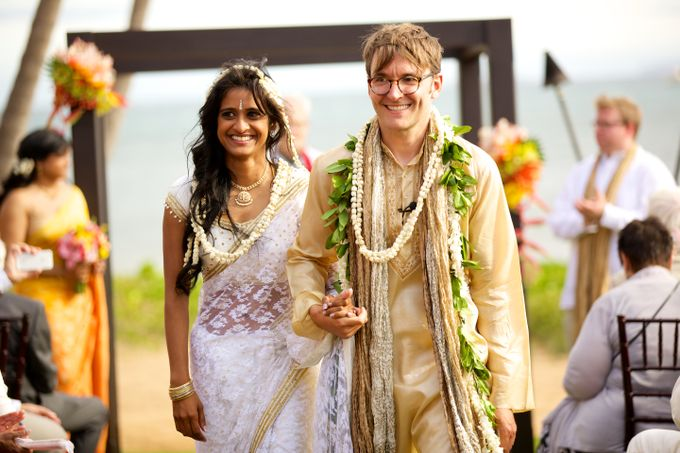 Colorful and Cultural Maui Wedding by Anna KIm Photography - 022