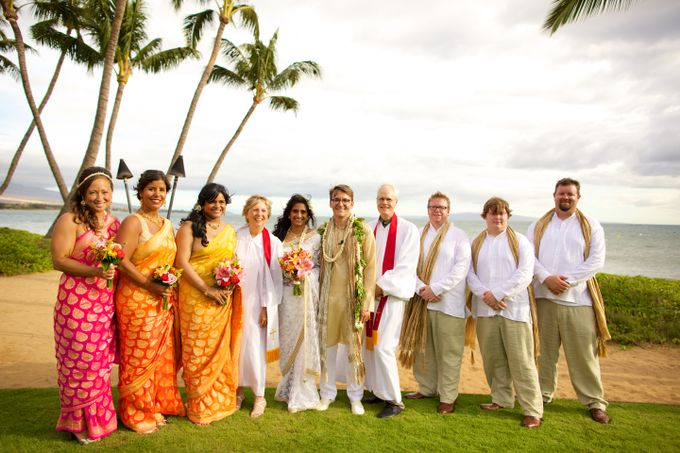 Colorful and Cultural Maui Wedding by Anna KIm Photography - 024