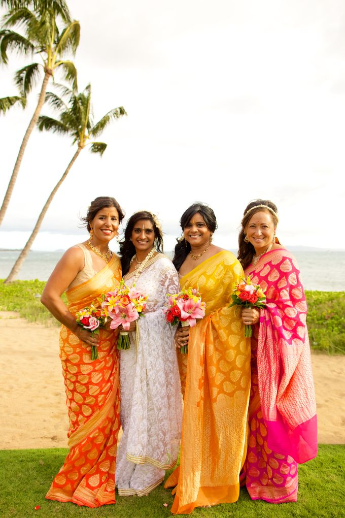 Colorful and Cultural Maui Wedding by Anna KIm Photography - 025