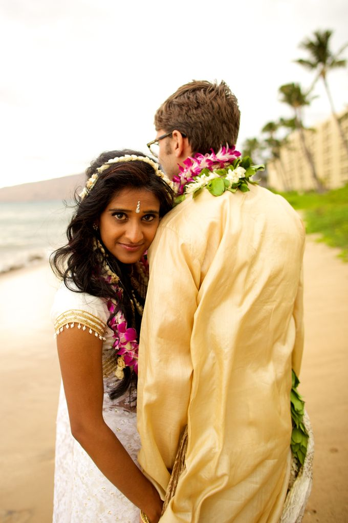 Colorful and Cultural Maui Wedding by Anna KIm Photography - 032