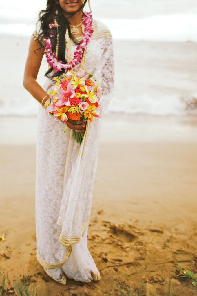 Colorful and Cultural Maui Wedding by Anna KIm Photography - 033