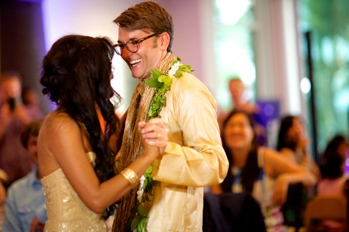 Colorful and Cultural Maui Wedding by Anna KIm Photography - 037