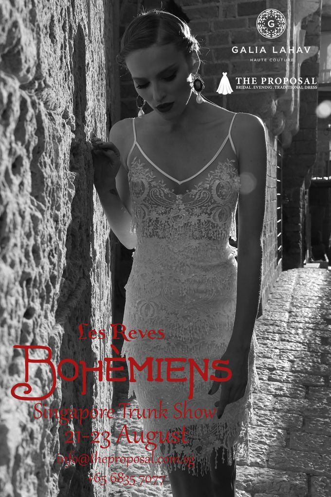 Les Reves Bohemiens Trunk Show 21-23 Aug by The Proposal - 006