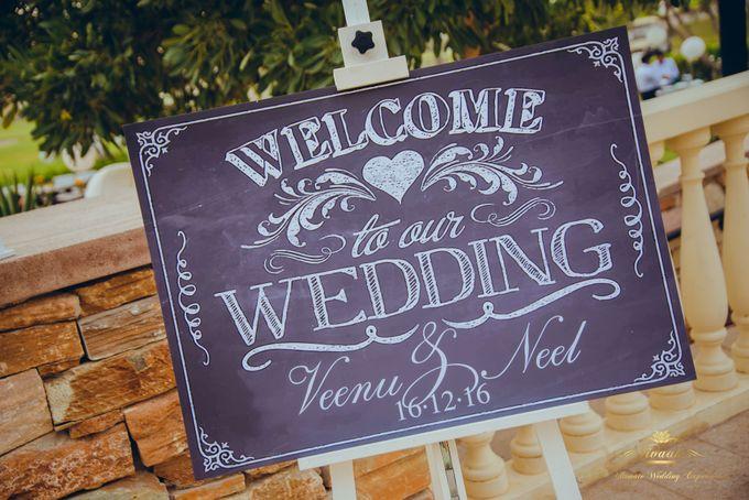 A Tale of Love - Veenu and Neel by Vivaah Weddings - 006