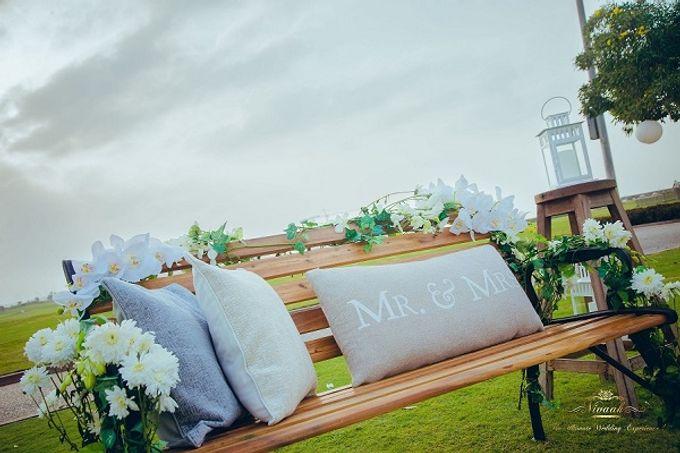 A Tale of Love - Veenu and Neel by Vivaah Weddings - 005