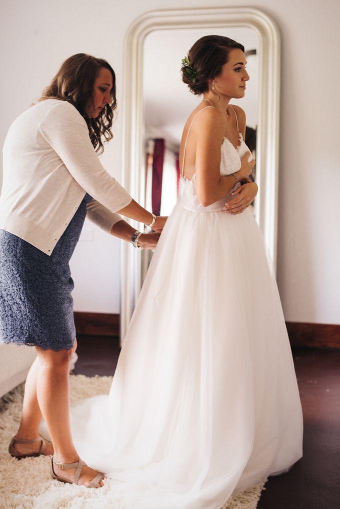 Benj & Madilyn's Rustic Blue Ridge Mountain Wedding by Nicola Harger Photography - 007