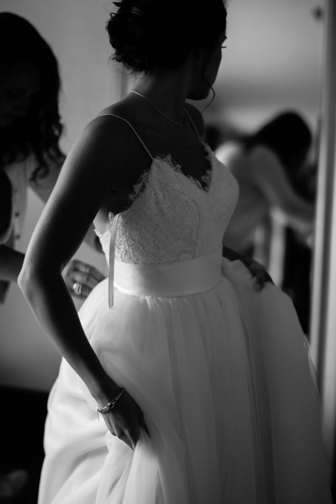 Benj & Madilyn's Rustic Blue Ridge Mountain Wedding by Nicola Harger Photography - 008