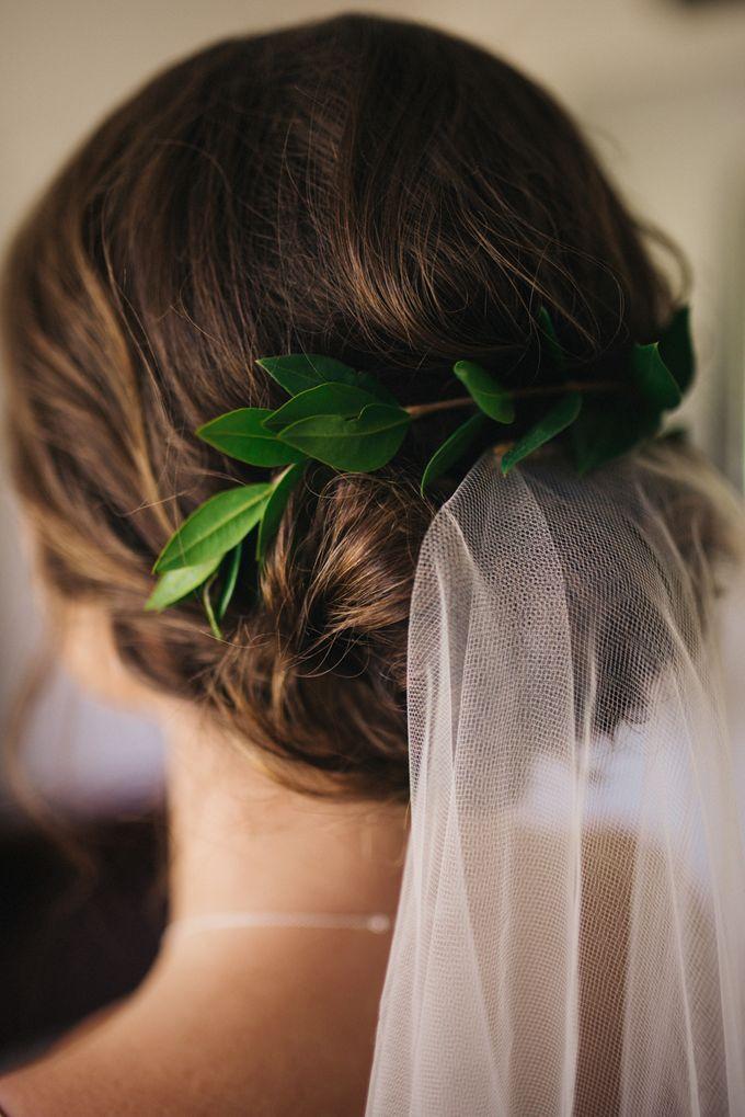 Benj & Madilyn's Rustic Blue Ridge Mountain Wedding by Nicola Harger Photography - 010