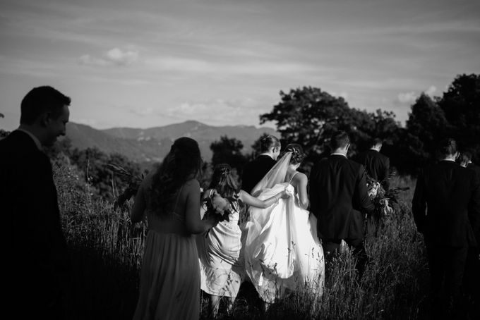 Benj & Madilyn's Rustic Blue Ridge Mountain Wedding by Nicola Harger Photography - 032