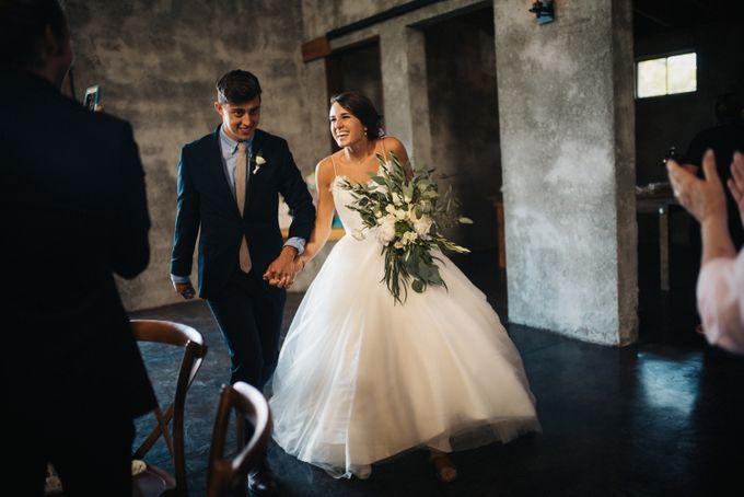 Benj & Madilyn's Rustic Blue Ridge Mountain Wedding by Nicola Harger Photography - 033