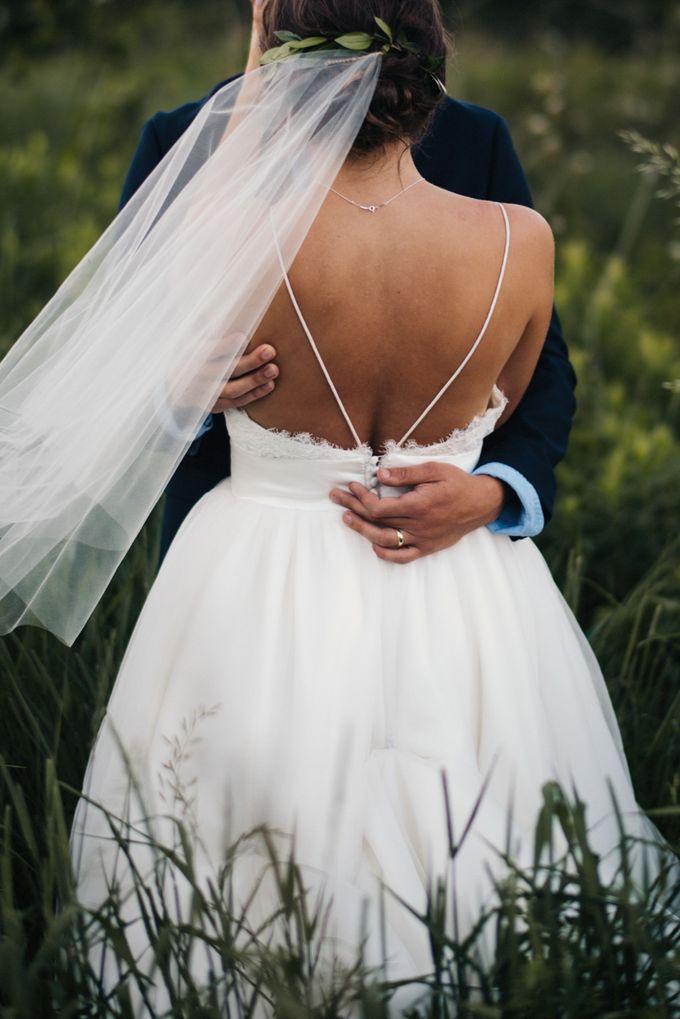 Benj & Madilyn's Rustic Blue Ridge Mountain Wedding by Nicola Harger Photography - 041