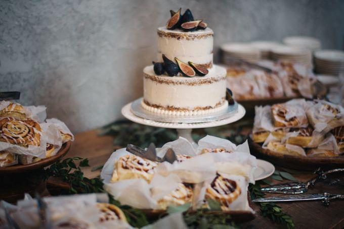 Benj & Madilyn's Rustic Blue Ridge Mountain Wedding by Nicola Harger Photography - 043
