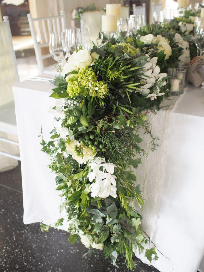 Classic Elegant - Nicola & Daniel by Puri Amanda Flower Boutique - 009