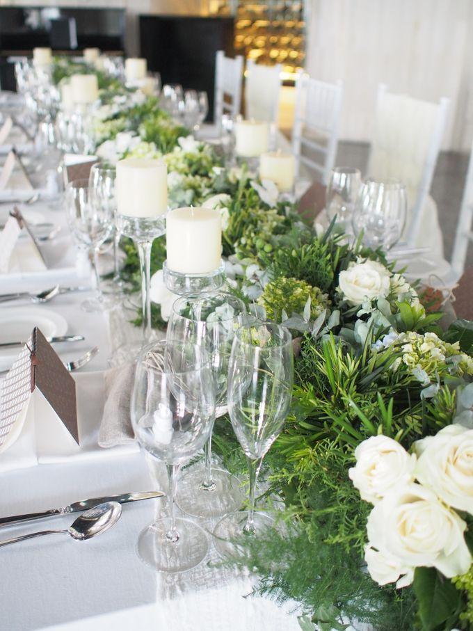 Classic Elegant - Nicola & Daniel by Puri Amanda Flower Boutique - 011