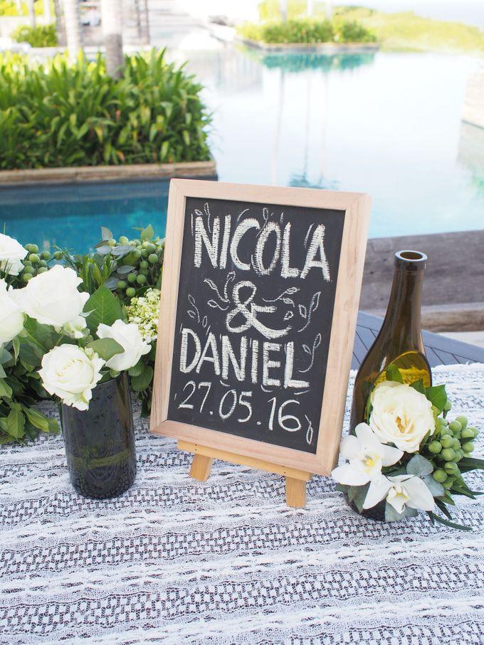 Classic Elegant - Nicola & Daniel by Puri Amanda Flower Boutique - 003