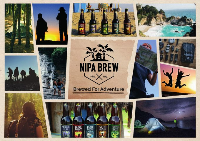 Brewed for Adventure by Nipa Brew Craft Beer - 002