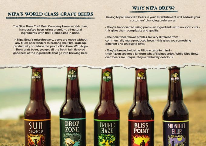 Brewed for Adventure by Nipa Brew Craft Beer - 004