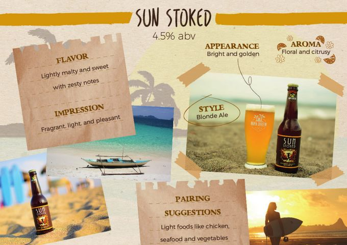 Brewed for Adventure by Nipa Brew Craft Beer - 005