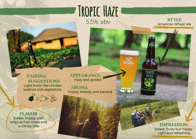 Brewed for Adventure by Nipa Brew Craft Beer - 006