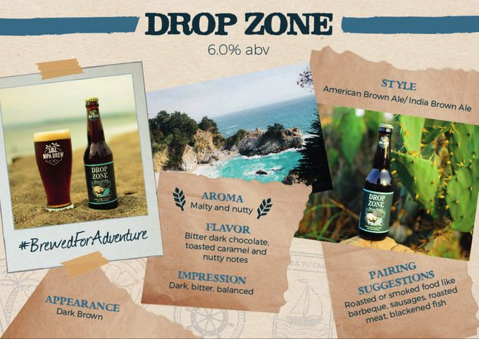 Brewed for Adventure by Nipa Brew Craft Beer - 009