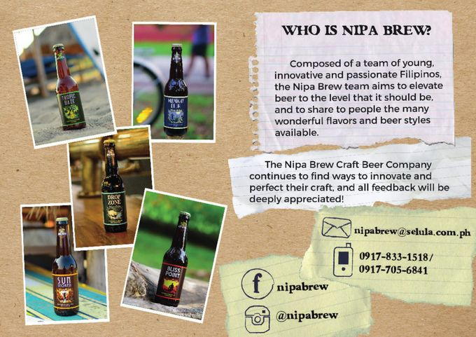 Brewed for Adventure by Nipa Brew Craft Beer - 010