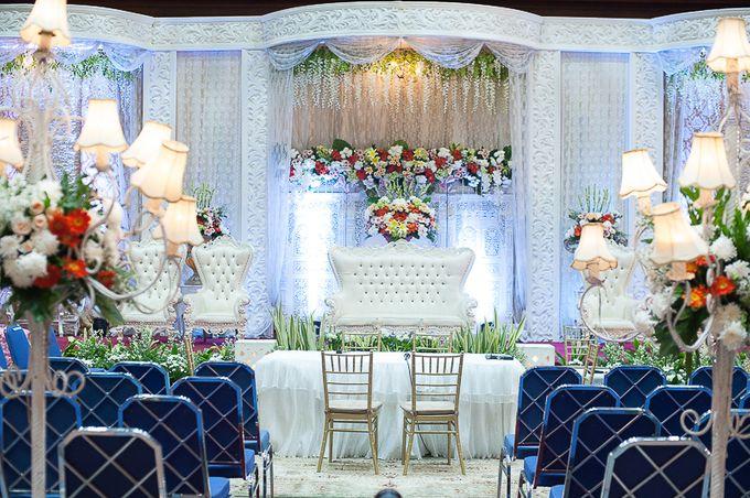 Anita & Andre by Chandira Wedding Organizer - 010