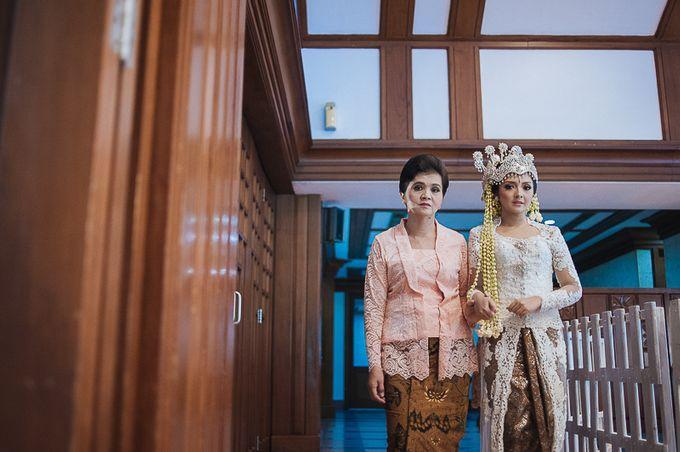 Anita & Andre by Chandira Wedding Organizer - 036