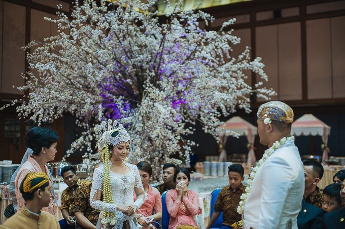 Anita & Andre by Chandira Wedding Organizer - 037