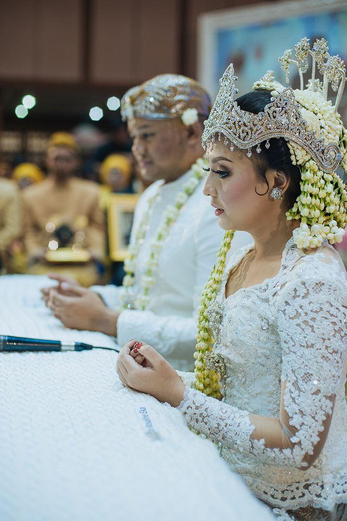 Anita & Andre by Chandira Wedding Organizer - 040
