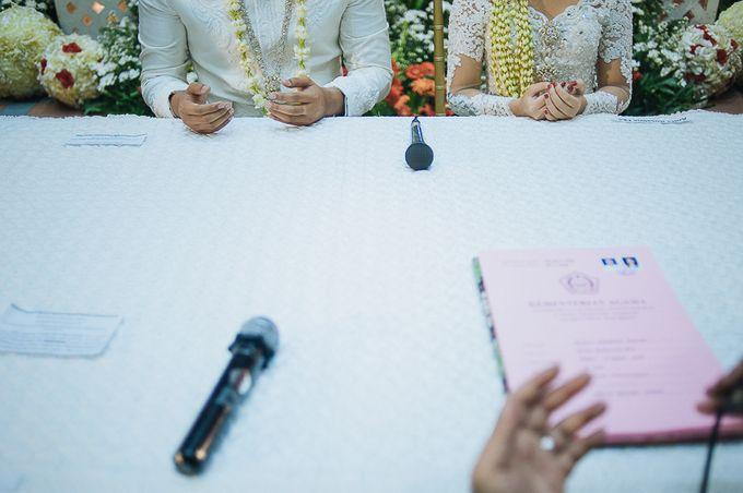 Anita & Andre by Chandira Wedding Organizer - 041
