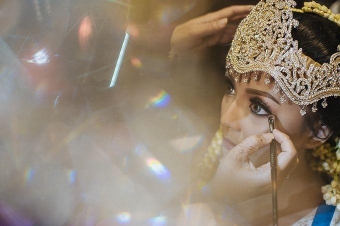 Anita & Andre by Chandira Wedding Organizer - 004