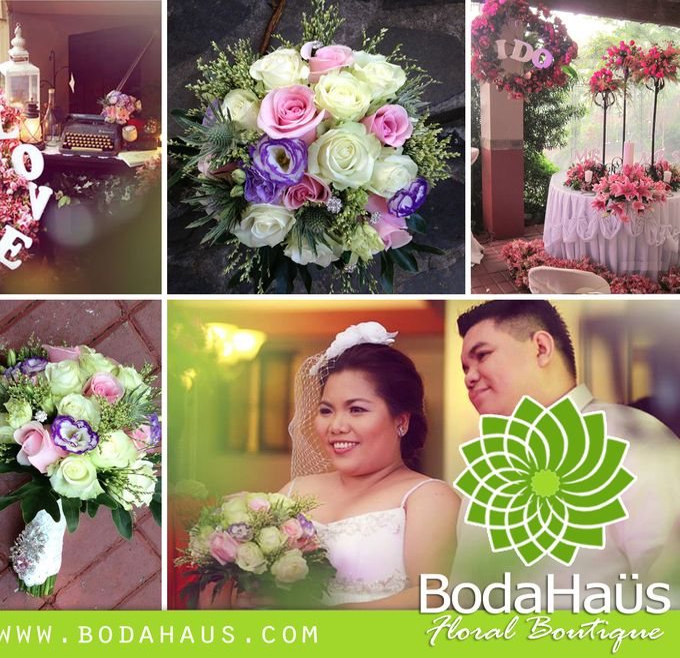 Drew & Nyssa Wedding by Bodahaus - 001