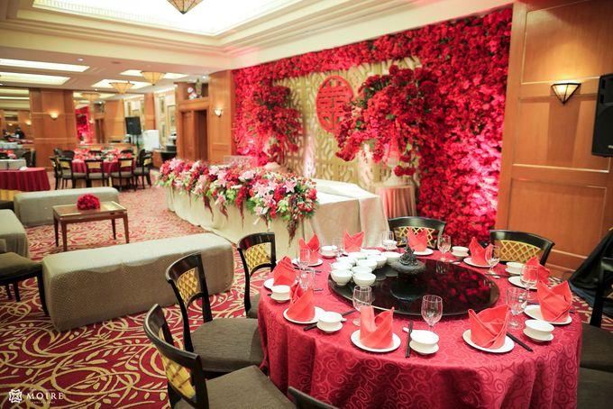 The Engagement of Olivia & Samuel by Sheraton Surabaya Hotel & Towers - 010